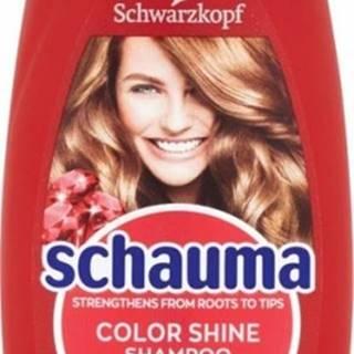 Schauma šampón pre lesk farby