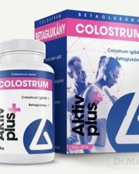 DELTA Aktiv plus+ COLOSTRUM & Betaglukány