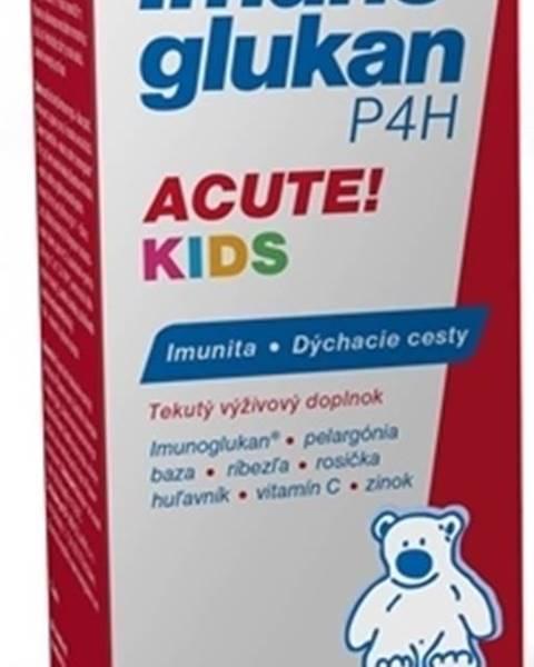 Imunoglukan P4H ACUTE KIDS