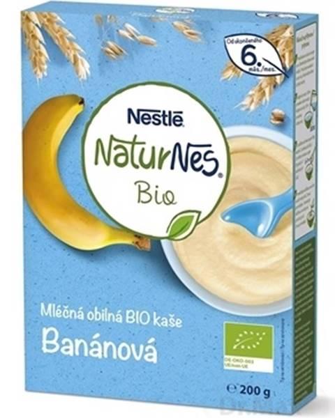 Nestlé Naturnes bio banánová