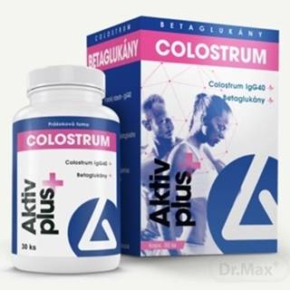Delta Aktiv plus+ colostrum & betaglukány