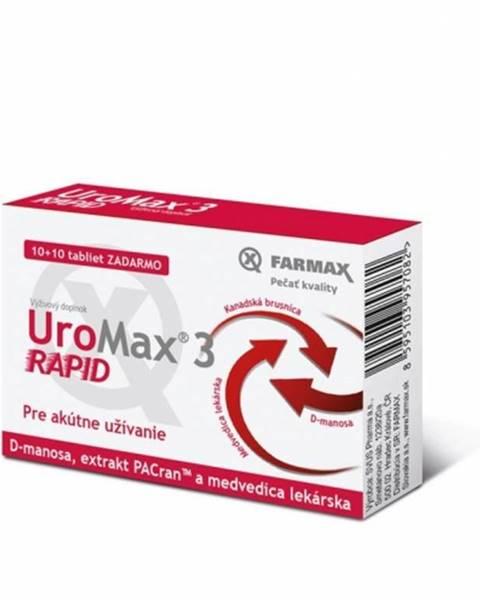 FARMAX UroMax 3 Rapid
