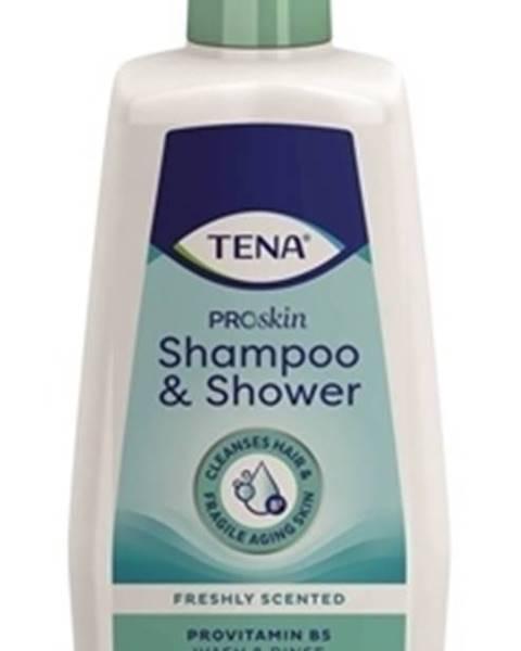 Tena šampón a sprchový gél