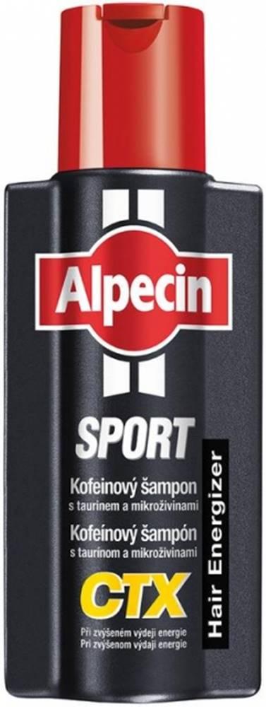 Alpecin Sport kofeínový šam...