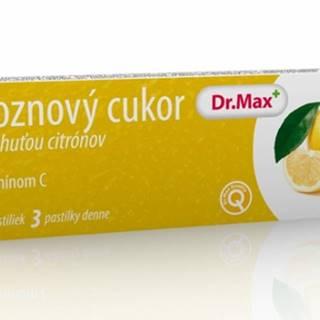 Dr.Max HROZNOVÝ CUKOR s vitamínom C