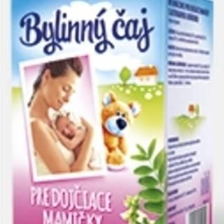 Megafyt Bylinný čaj pre dojČ. mamiČky