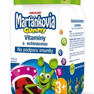WALMARK Marťankovia Gummy Vitamíny s Echinaceou