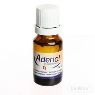 Fytofontana Adenol - kvapky proti chrÁpaniu