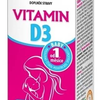 Terezia vitamín d3 baby