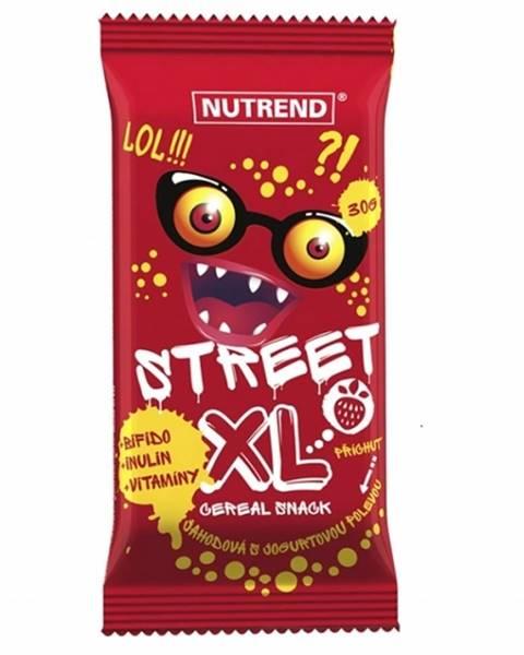 Street XL - jahoda s jogurt. polevou