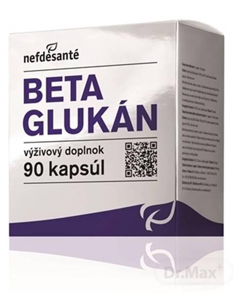 nefdesanté BETA GLUKÁN 100 mg