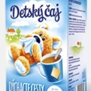MEGAFYT Detský čaj DÝCHACIE CESTY
