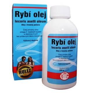 Rybí Olej, olej z tresčej pečene