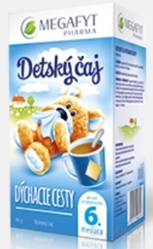 MEGAFYT Detský čaj DÝCHACIE...