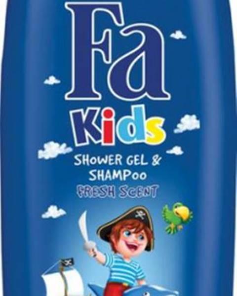 Fa Sprchový gél  kids pirát