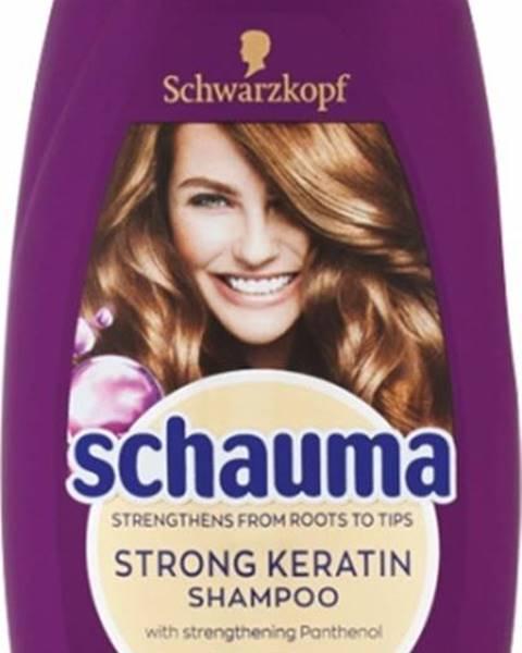 Schauma šampón keratin strong