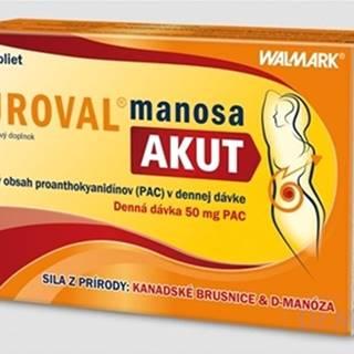 Walmark Uroval manosa akut