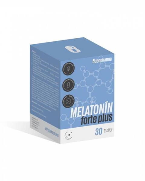 Edenpharma MelatonÍn forte plus