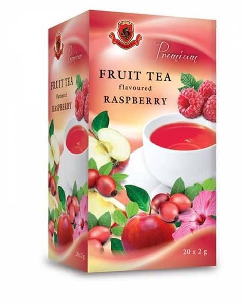 HERBEX Premium OVOCNÝ čaj s príchuťou MALINA