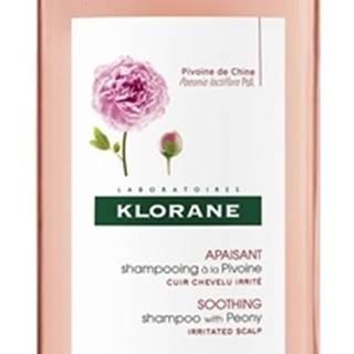Klorane Shampooing À la pivoine (inovácia)
