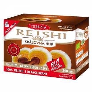 Terezia Reishi bio kvalita
