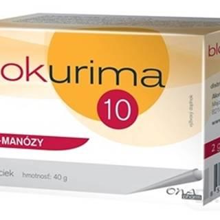 Blokurima 2 g d-manÓzy