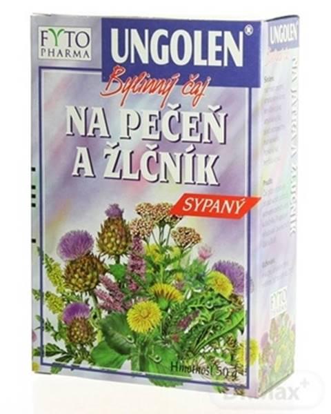 Fyto ungolen bylinný čaj na pečeň a žlčník sypaný