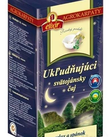 Agrokarpaty Ukľudňujúci svätojánsky čaj