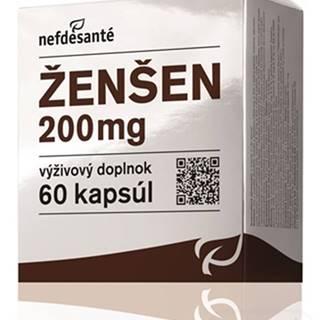nefdesanté ŽENŠEN 200 mg