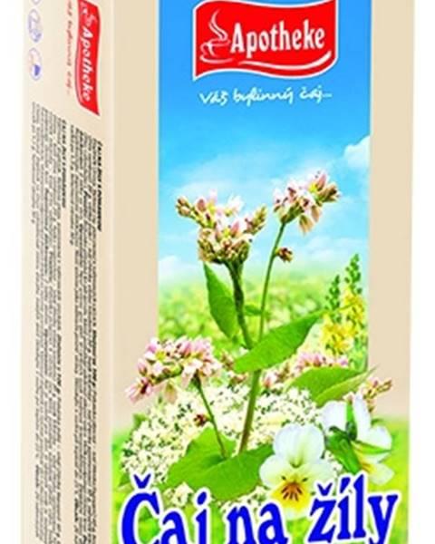 Apotheke bylinný čaj na žily s pohánkou