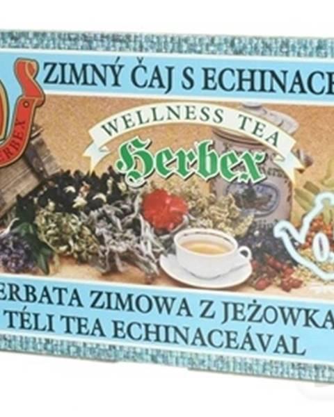 Herbex zimný čaj s echinaceou
