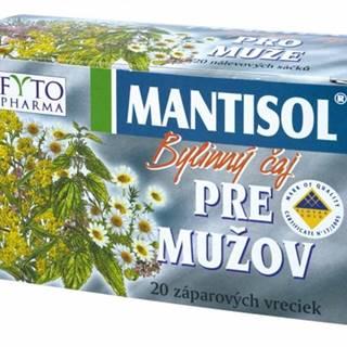 Fyto Mantisol bylinný čaj pre muŽov