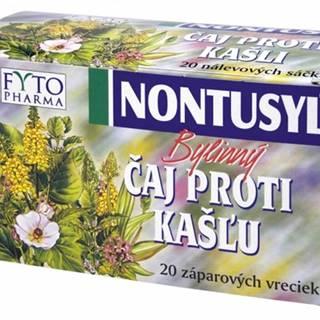 Fyto Nontusyl bylinný Čaj pri kaŠli