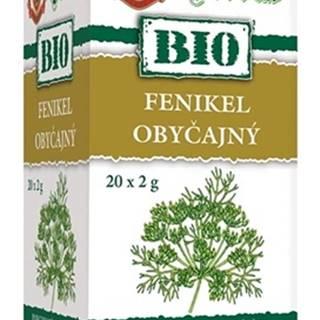 Herbex Bio fenikel obyČajnÝ