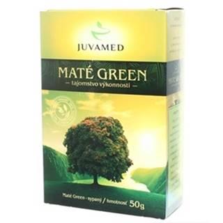 Juvamed maté green čaj
