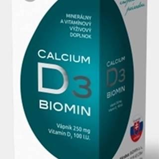 Biomin Calcium s vitamÍnom d3