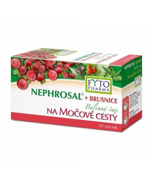 Fyto nephrosal bylinný čaj na obličky