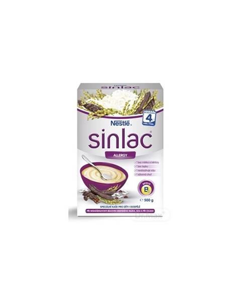 Nestlé Nemliečna kaša SINLAC allergy