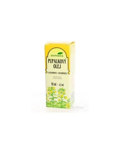 Aromatica pupalkový olej s vitamínom e