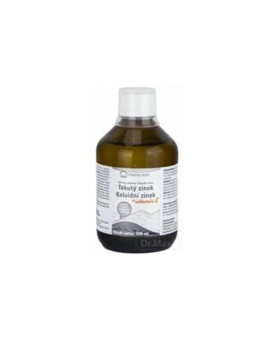 tekutý zinok zn + vitamín c