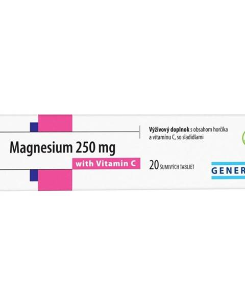 Magnesium 250 mg + vitamin c