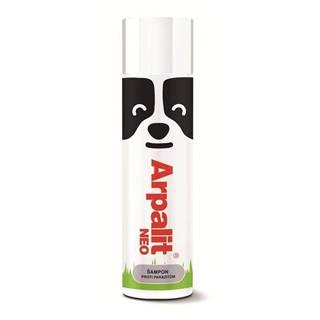 Neo šampón proti parazitom s bambusovým extraktom