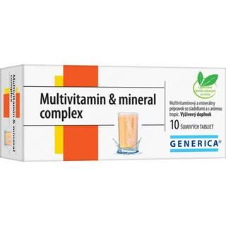 Multivitamin & mineral complex
