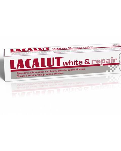 LACALUT WHITE & repair zubná pasta