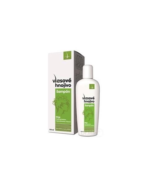 Vlasové hnojivo šampón