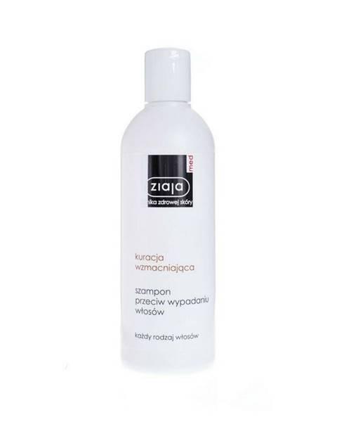 Ziaja - šampón proti lupinám s piroktonom a zinkom