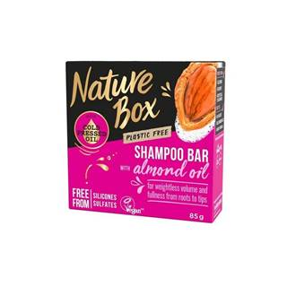 Nature Box tuhý šampón Almond