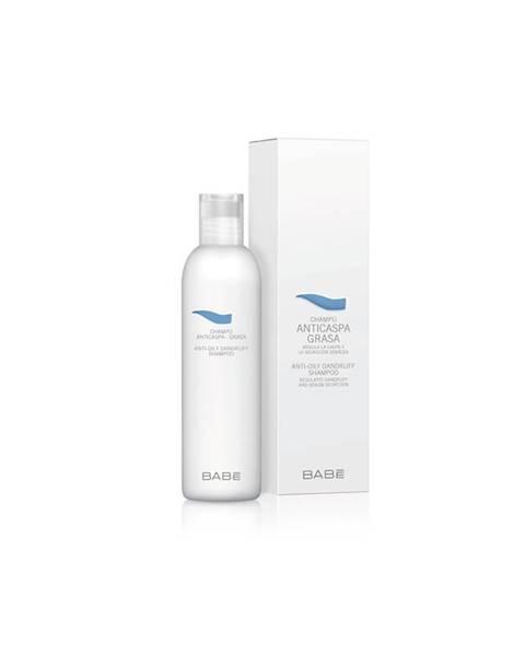 BABÉ VLASY Šampón proti lupinám na mastné vlasy