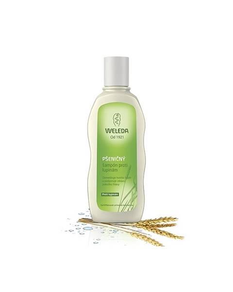 WELEDA Pšeničný šampón proti lupinám