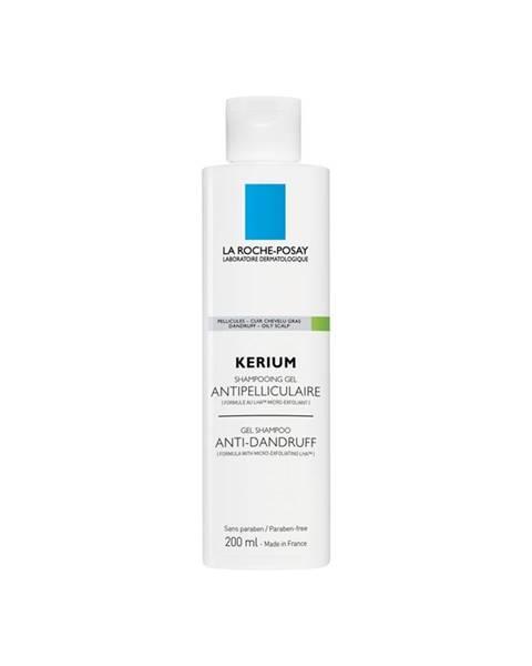 La roche-posay kerium šampón na mastné lupiny